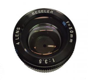 50mm lens.