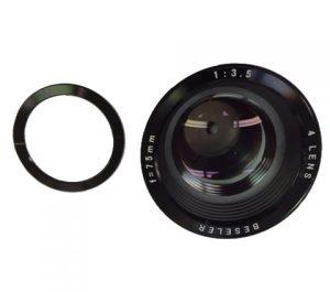 75mm-8675 w Jam Nut.
