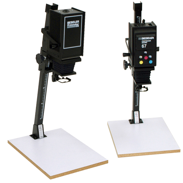Printmaker Dichro 67 and 67 Variable Contrast Enlargers